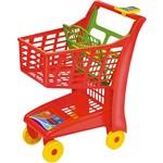 Carrinho Market Vermelho Magic Toys