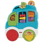 Carrinho Sons Divertidos - Fisher Price
