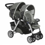 Carrinho Together Graphite Chicco 7930721