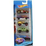 Carrinhos Hot Wheels Pacote 5 Carros Attack Pack 5 - Mattel