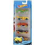 Carrinhos Hot Wheels Pacote 5 Carros Street Beasts 5 - Mattel