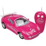 Carro com Controle Remoto Corrida Encantada das Princesas Candide