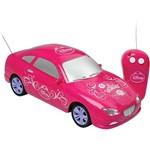 Carro com Controle Remoto Realeza das Princesas Candide