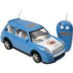 Carro Controle Remoto Adventure Time Hot Wheels Azul Candide