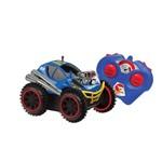 Carro Controle Remoto 3 Funções Hot Wheels Azul - Candide