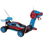 Carro Controle Remoto Spider-man Spider Speed 7f Candide