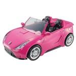 Carro Conversível da Barbie Infantil Fashion e Glamuroso