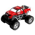Carro de Controle Remoto - Jumper - Vermelho - 27mhz - Candide