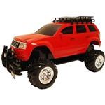 Carro de Controle Remoto - Stradeiro Vermelho - Candide