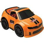 Carro de Fricção Candide Faster Hot Wheels Laranja