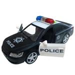 Carro de Policia com Luz e Sirene - Shiny Toys