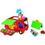 Carro do Mickey Mouse Disney - Mattel Cjd98