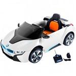 Carro Elétrico BMW Branco Bel Fix