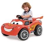 Carro Elétrico Cars Relâmpago MacQueen C/ Controle Remoto - Brinquedos Bandeirante