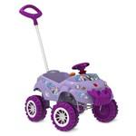Carro Frozen Disney Passeio e Pedal - Bandeirante Carro Frozen Disney Passeio e Pedal - Bandeirante
