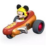 Carro Hot Dog Mickey com Fricção Fisher FFR68