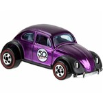 Carro Hot Wheels - 50th Volkswagen Beetle 2/5