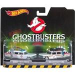 Carro Hot Wheels Caça Fantasmas Pack de 2 DVG08 - Mattel