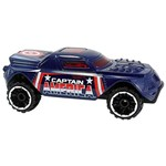 Carro Hot Wheels - Captain America America Rd-08 Djk75