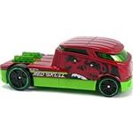 Carro Hot Wheels - Captain America Qombee Djk75