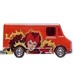 Carro Hot Wheels - Marvel Scarlet Witch Combat Medic