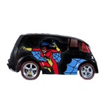 Carro Hot Wheels - Marvel Spider-woman Quick D-livery Dlb45