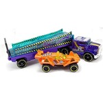 Carro Hot Wheels - Rumble Road + Truck