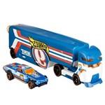 Carro Hot Wheels - Speedway Hauler + Truck Bdw51