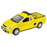 Carro Infantil Ventura Off Road Amarelo 2342 - Lider
