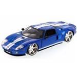 Carro Jada Diecast 1:24 Fast & Furious Ford Gt - Dtc
