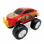 Carro Roda Livre 20cm Homem de Ferro