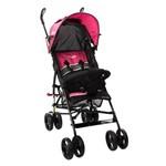 Carro Umbrella Spin Neo Pink com Estrutura Preta - 0 a 15kg