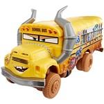 Carros 3 Corredores Crazy 8 Grande Crashers Miss Fritter - Mattel