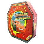 Carros - Customize S.A Maquina - Livro + Kit Tunado - Disney