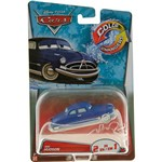 Carros - Ice Racers Color Change - Doc Hudson