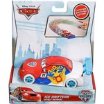 Carros Ice Racers Drifters Vitaly Petrov - Mattel