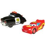 Carros Sheriff e MacQueen em Vinil - Lider