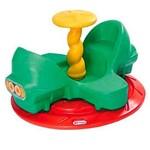 Carrossel Alpha Verde - Alpha Brinquedos