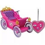 Carruagem Mágica Princesas Controle Remoto 7 Funções - Candide