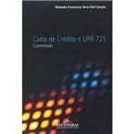 Carta de Crédito e URR 725: Comentada