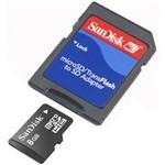 Cartão de Memória MicroSD 8Gb Secure Digital Card SDHC (SDSDQ-8192-A11M) - SANDISK