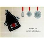 Cartão Fina Ideia Cozinha