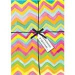 Cartão Handmade Beauty Aniversário Estampa Presente com Laço- Grafon's