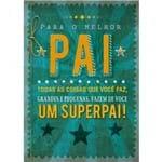 Cartão Handmade Beauty Pais Estampa Superpai - Grafon's