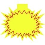 Cartaz Splash com Aba 23x27 com 20 Radex