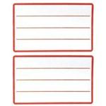 Cartela de Etiquetas 10 Un Pautada