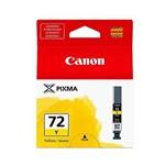 Cartucho Canon PGI-72Y Amarelo para Impressora Canon Pixma PRO-10