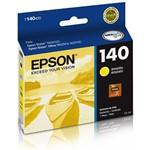 Cartucho com Tinta Amarela para Impressora TX525FW - Epson