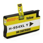 Cartucho Compatível Hp 954 954XL L0s68ab Yellow Pro 7740 8710 8720 8740 8210 8716 8725 8700 25Ml