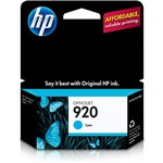 Cartucho de Tinta CD972AL HP920 Ciano - HP